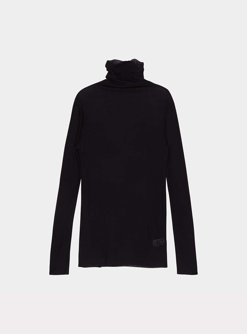 Cutting Turtleneck Tee (3Colors)